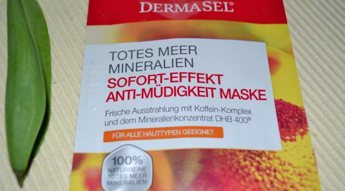 Dermasel Anti-Müdigkeit Maske