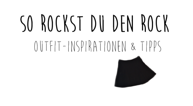 So rockst du den Rock