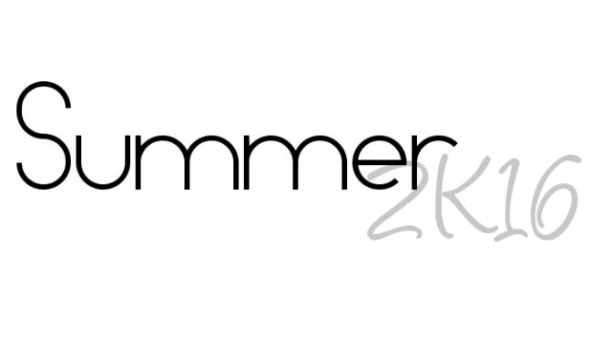 Auf die Plätze, fertig… Sommer!