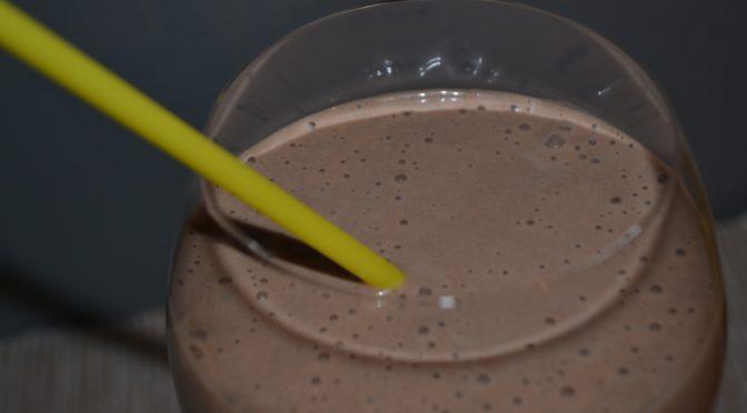 Rezept | Banane-Erdnussbutter Shake